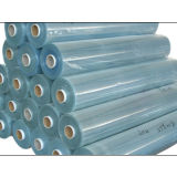 Transparent Blue Soft PVC Film for Packing