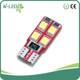 W5w Canbus 8SMD2835 LED Lights for Cars