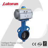 Pneumatic Control Butterfly Valve with Pneumatic Actuator