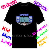 Customized LED Light up Shirts