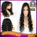 Human Hair Full Lace Wig with Baby Hair