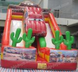 Inflatable Car Slide, Giant Inflatable Slide for Sale (BJ-S05)