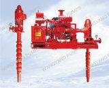 Diesel Engine Line Shaft Vertical Turbine Multistage Fire Fighting Pump