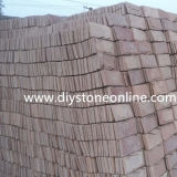 Pink Marble Stone Wall Cladding Material