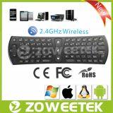 Zoweetek-Multifunctional 2.4G Wireless Fly Mouse Qwerty Keyboard (ZW-51024)