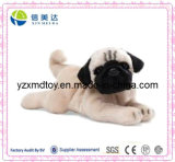 Lifelike Cute Pug Plush Dog Toy