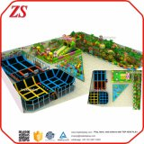 New Customized Kids Indoor Commercial Play Park, Indoor Playground, Trampoline Park