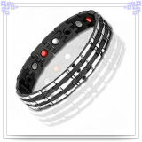 Stainless Steel Bracelet Fashion Jewelry with Germanium (HR2339GS)