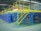 Customzied Medium Duty Mezzanine Racks