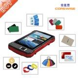 Portable Tablet PC with RFID Qr Fingerprinter