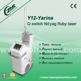 ND YAG Q-Switch Laser Machine for Tattoo Removal