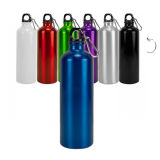 Aluminum Water Bottle in 600ml for Bicycle