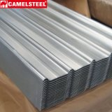 Zinc Aluminium Corrugated Roofing Steel Sheets in Building