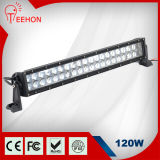 2016 Wholesale 4D Lens 120W Osram LED Bar Light