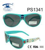 Cartoon Patten Boy Children Kid Plastic Sunglasses (PS1341)