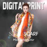 Printed Satin / Silk Satin / Print on Fabric
