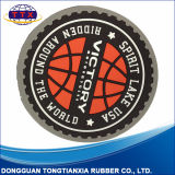 Embossing Logo Promotional Gifts PVC Coasters