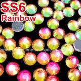 Ss6-Ss30 1440PCS DMC Iron on Hotfix Crystal Rhinestones (HF-ss6-ss30 rainbow)