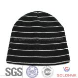 Promotional Cheap Price Acrylic Knitted Winter Hat (GKM04-Q0034)