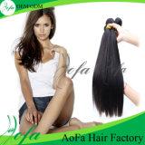 High Quality 100% Straight Human Brazilian Hair Weft
