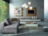 Italian Modern Wood Furniture Solid Wood TV Cabinet (MZ-L0301)