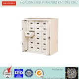 Steel Safe Office Furniture with Fileproof and 2 Retractable Doors Filing Cabinet