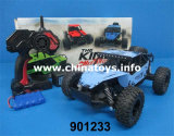 Plastic 4-CH Remote Control Car RC Car Toy (901233)
