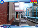 Practical Outdoor Stair for Dormitory/Inustial Building (SSW-S-004)