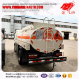Favorable Price Stock LHD 5000 Liters Oil Tank Truck