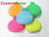 Custom Silicone Coin Purse/Coin Wallet