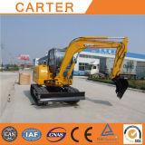 Hot Sales CT45 (4.5t) Hydraulic Crawler Mini Digger