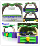Inflatable Bar with Palm Tree for Beach (MIC-013)