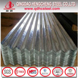JIS G3312 Hot DIP Zinc Corrugated Roof Sheet Metal Price