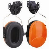 Safety Working Detachable Earmuff Fixed for Helmet (JMC-400E)