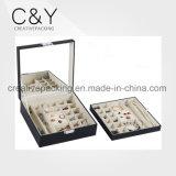 Customized Newest Leather Jewelry Box
