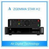 Zgemma Star H2 Linux Combo Riceiver DVB-S2 DVB-T2 in Stock