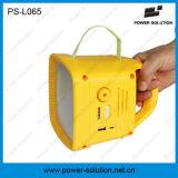 2015 New Solar Lantern with Radio, USB Charger, Battery Indicator