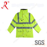 New Brand Reflective Jacket for Safety Work (QF-552)
