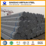 Hot Sale Tubo De Acero Galvanizado BS1387 Galvanized Round Steel Pipe Weight