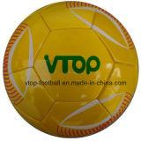 Colorful Machine Stitched Football Size 5