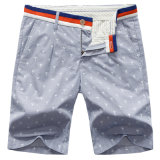 Custom Fashion Casual Printed Men's Middle Shorts