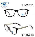 Super Quality Acetate Optical Eyewear Eyeglasses with Metal (HM923)