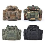 Shoulder and Waist Straps Water Resistant Fishing Hunting Tactical Bag