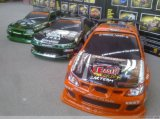 Hsp 1/10th 4X4 Scale Car Ep on-Road Racing Car