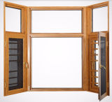 Good Quality Cheap Price Aluminum Wood Window