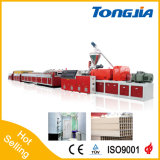 Wood Plastic Door Panel Extrusion Machine