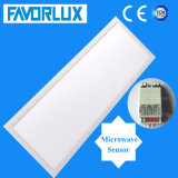 Microwave Sensor LED Panel Light with 595*1195 60W