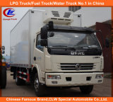 Clw Brand Dongfeng Mini Refrigerated Frozen Food Truck