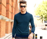 Men′s Cashmere Sweater Round Neck 16brdm008-2