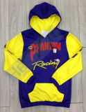 Healong Durable Sublimated Printing All Over Print Hoodies